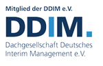 Interim Managerin der DDIM - Dachverband deutscher Interim-Manager