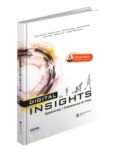 Buch Digitalisierung - Digital Insights