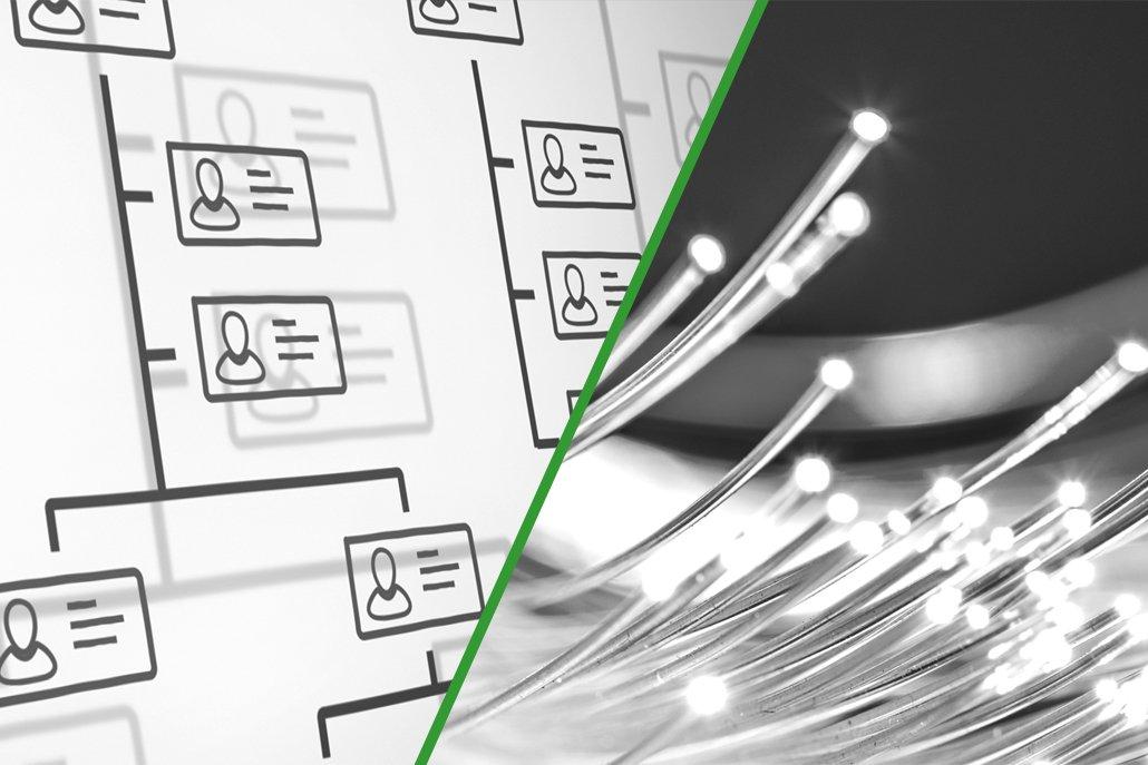 Das Zusammenspiel der Organisationsentwicklung und Digitalisierung